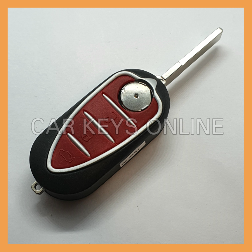 Aftermarket 3 Button Remote Key for Alfa Romeo MiTo