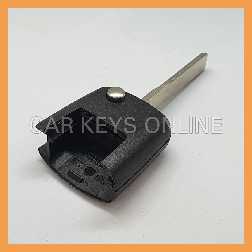 Aftermarket Flip Remote Key Blade for Audi (ID48 CAN - TP25)