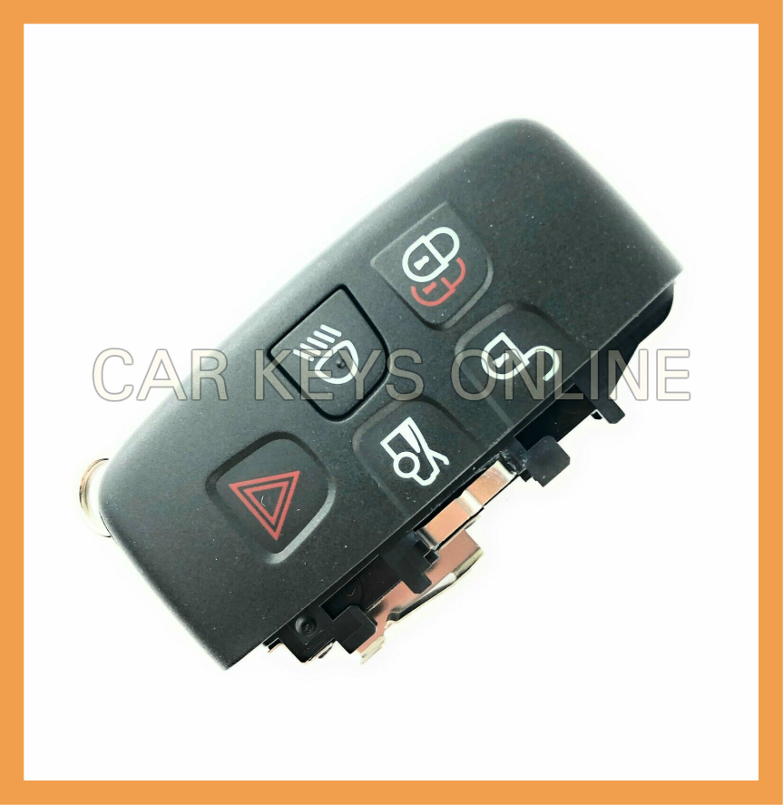 Genuine Jaguar Jaguar Smart Key Case - Repair Kit (C2D49498)