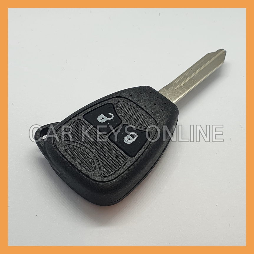 Aftermarket 2 Button Remote Key for Chrysler 300C