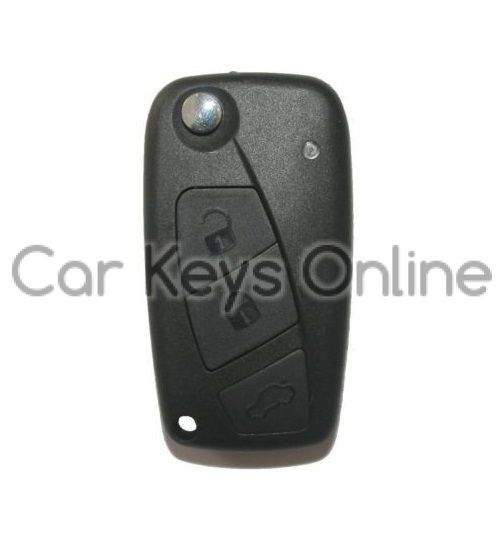 Aftermarket 3 Button Remote Key for Fiat Panda (169)