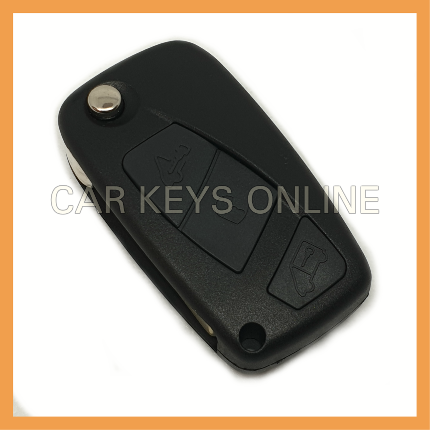 Aftermarket 3 Button Remote Key for Fiat Ducato / Citroen Relay / Peugeot Boxer