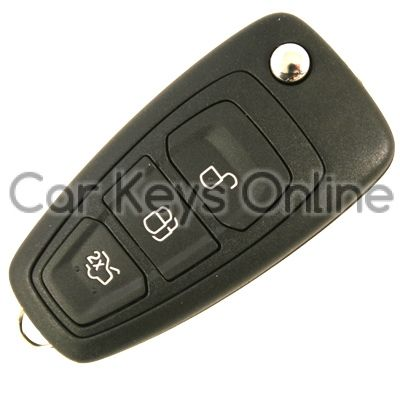 Aftermarket 3 Button Remote Key for Ford (2180803)