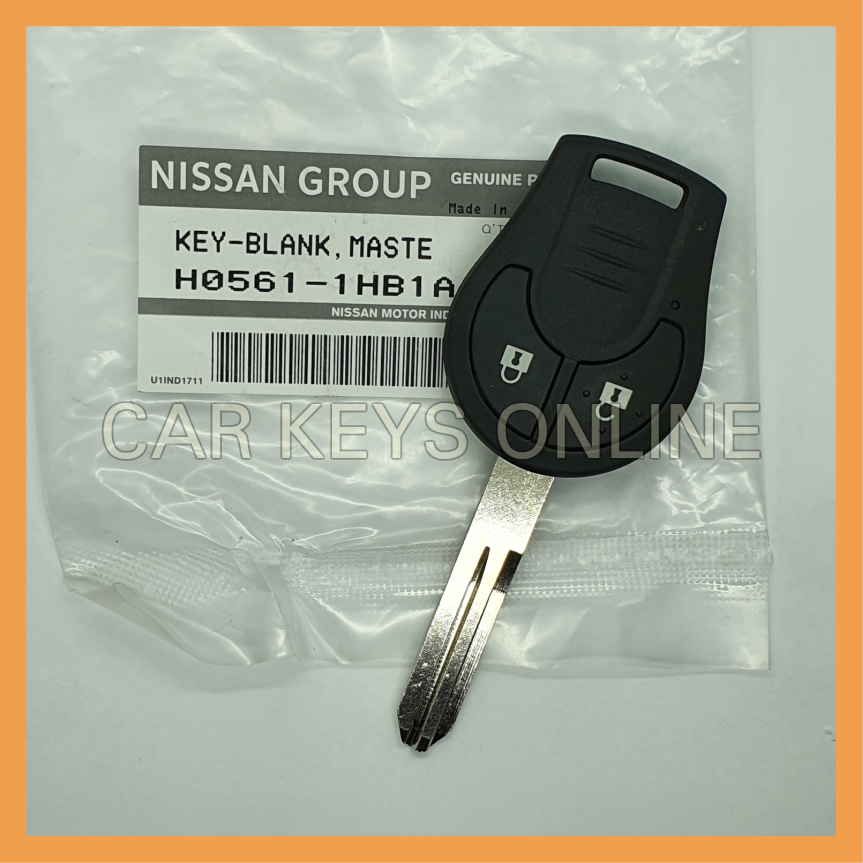Genuine Nissan Micra K13 Remote Key (2010 - 2013) (H0561-1HB1A)