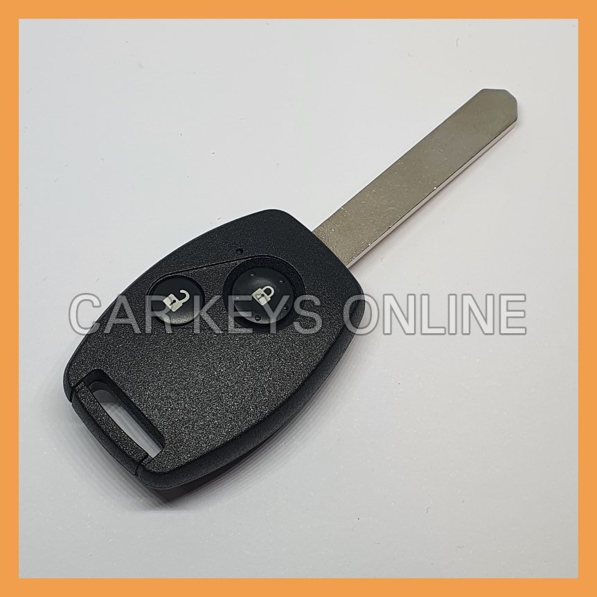 Aftermarket 2 Button Remote Key for Honda FRV / Jazz