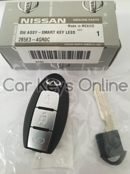 Genuine Infiniti Q50 Smart Remote (285E3-4GR0C)