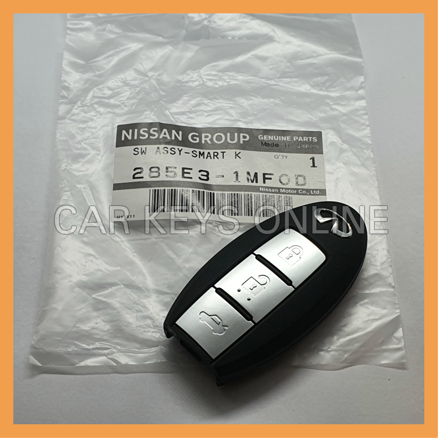 Genuine Infiniti Q70 Smart Remote (285E3-1MF0D)