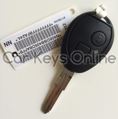 Genuine Land Rover Discovery 2 Remote Key (CWE100680KIT)