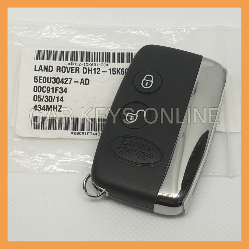 OEM Remote Key for Land Rover Defender (LR087665)