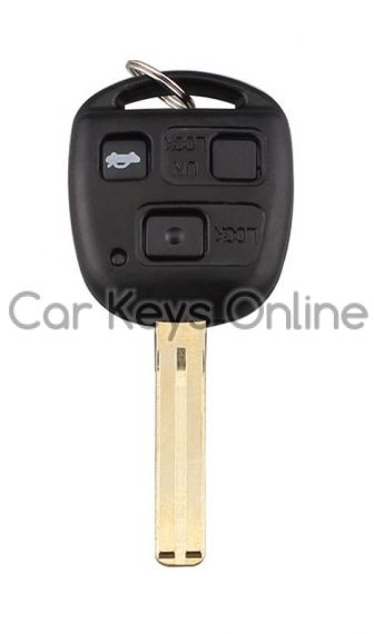 Aftermarket 3 Button Remote Key for Lexus IS / GS / LS