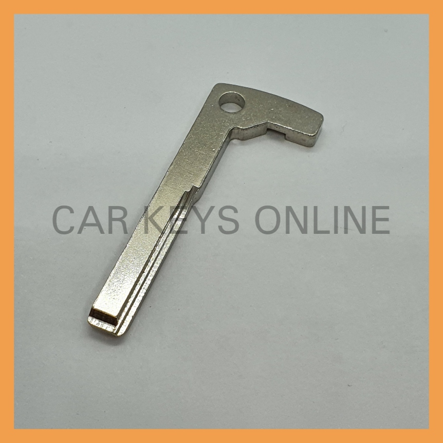 Aftermarket BGA Remote Key Blade for Mercedes