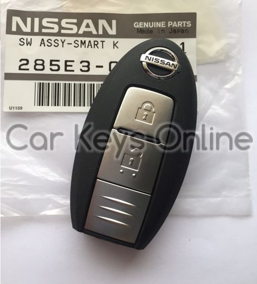 Nissan March (K13) Keyless Remote (Japan Imports) (285E3-1HH0D)