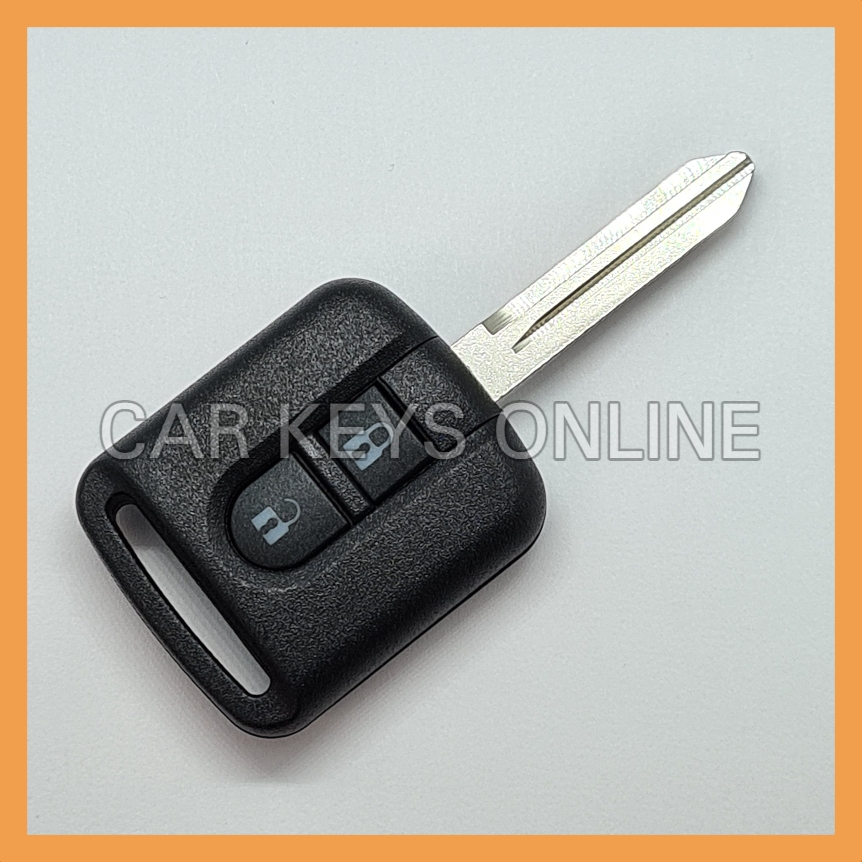 Aftermarket Remote for Nissan Micra / Navara / Note / Qashqai