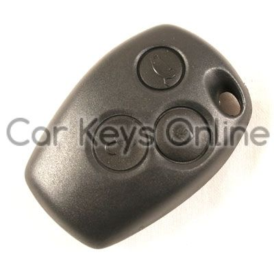 Aftermarket 3 Button Remote Key for Nissan NV400 (2010 + )