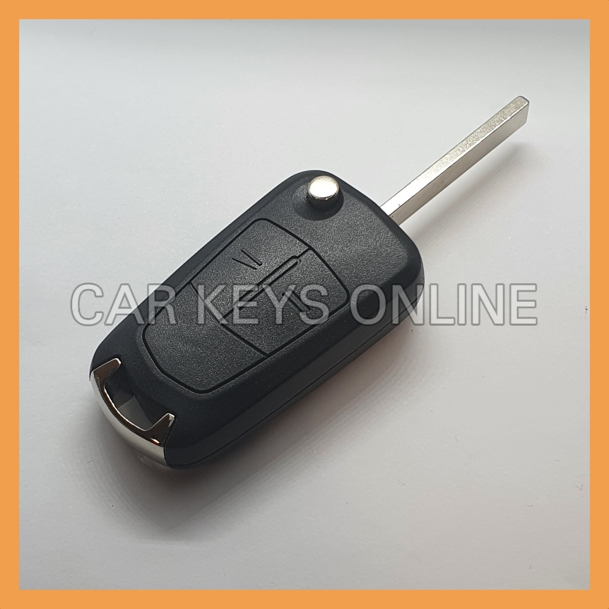 OEM 2 Button Remote Key for Opel Corsa D (93189840)