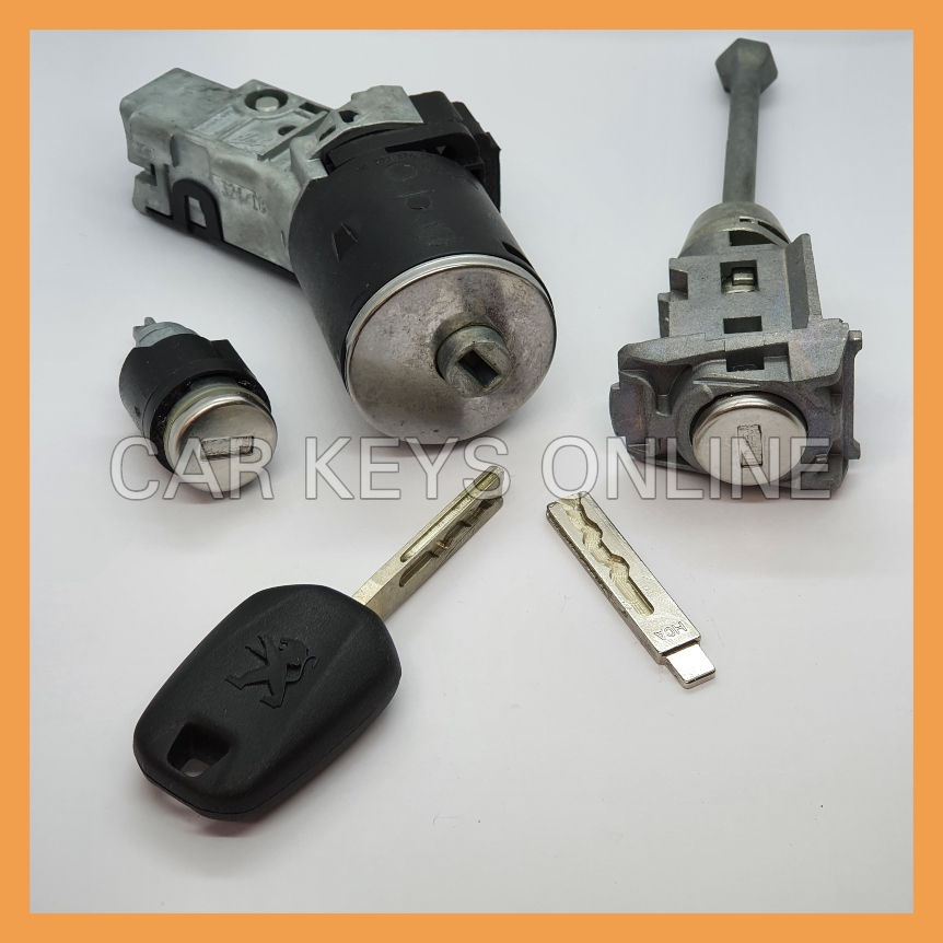 Peugeot 508 Lockset