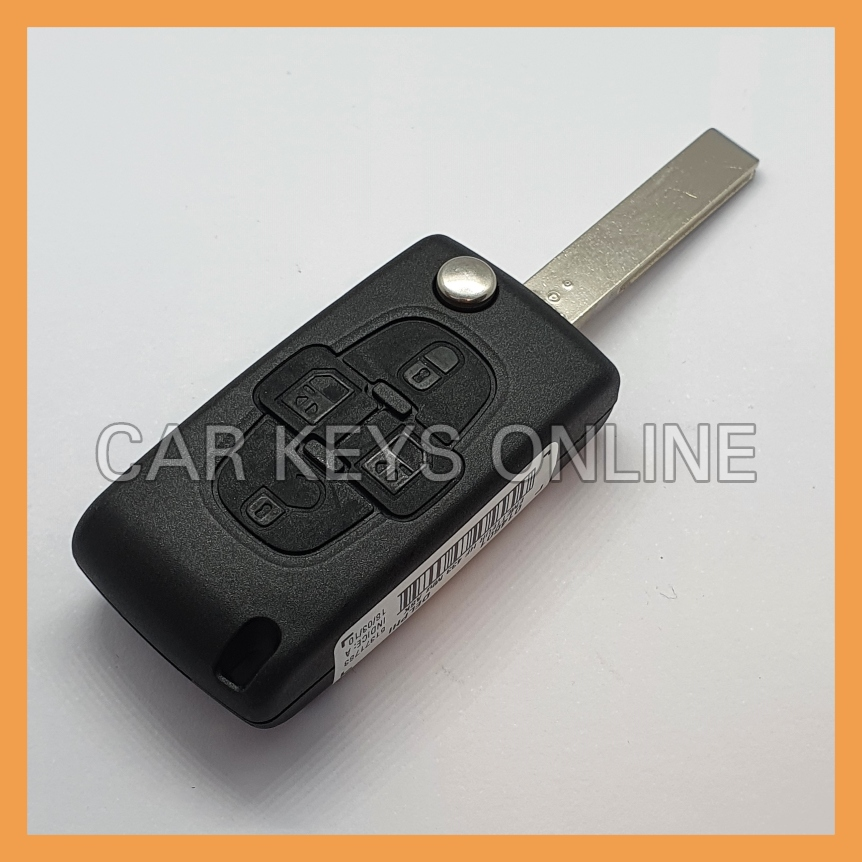 OEM Remote Key for Peugeot 807 (6490 Z4)