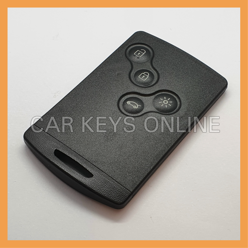 Aftermarket Handsfree Key Card for Renault Laguna III / Megane III / Scenic III