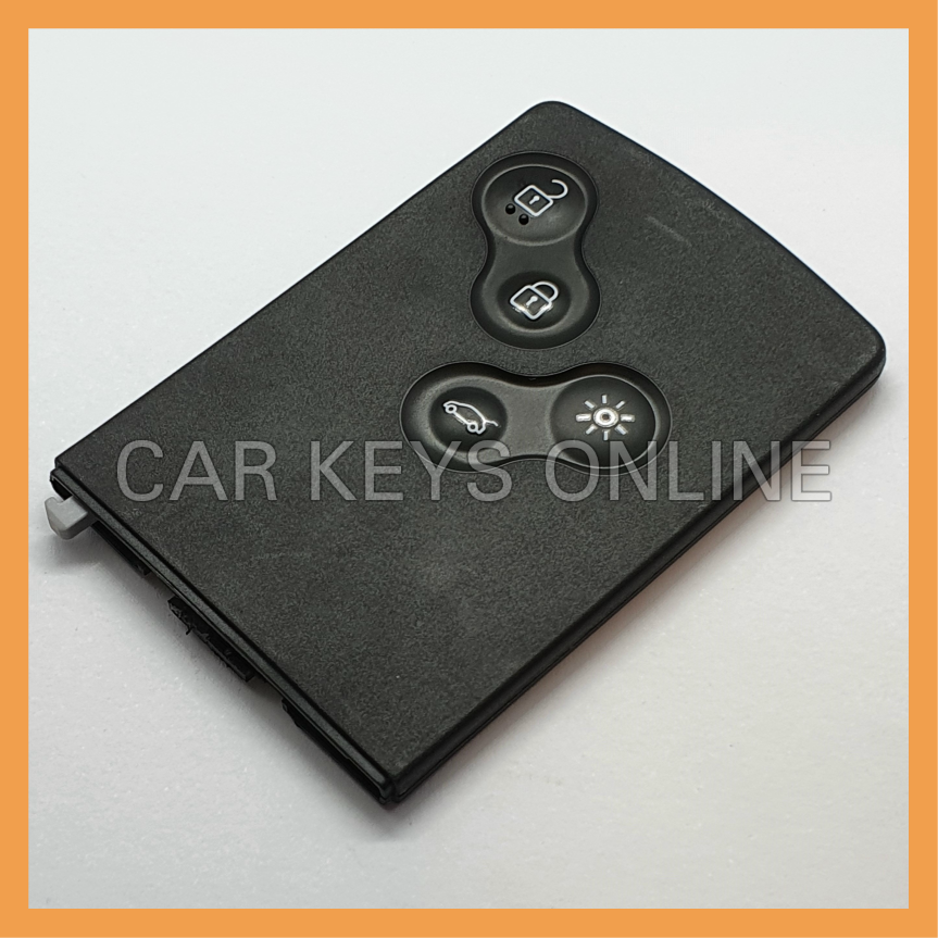OEM Key Card for Renault Clio IV / Captur / Symbol
