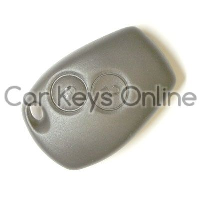 Aftermarket 2 Button Remote for Renault Clio / Kangoo / Master / Modus / Twingo