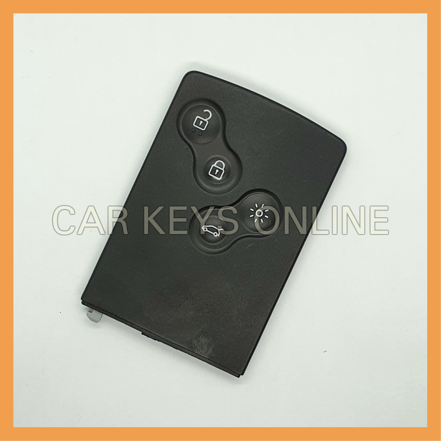 OEM Handsfree Key Card For Renault Clio IV / Captur / Symbol