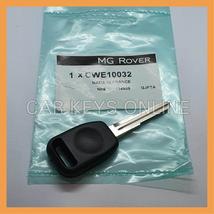 Genuine MG Rover Key Blank (CWE10032)