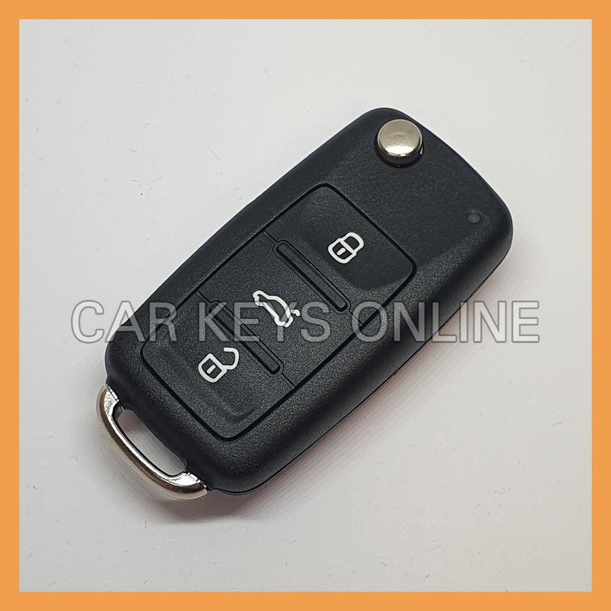 OEM Remote Key for Skoda (3T0 837 202 Q ROH)