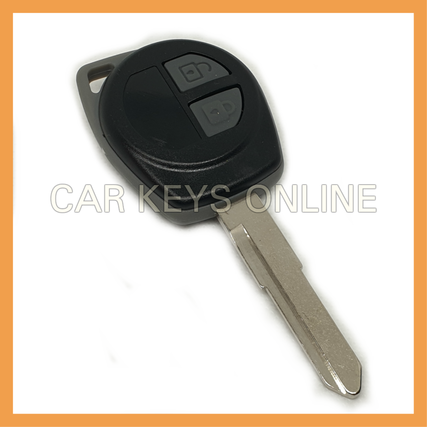 Remote Key for Fiat Sedici (Petrol Engines)