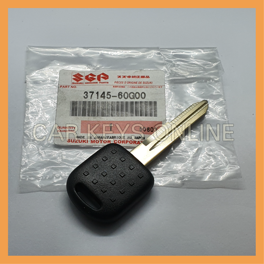 Genuine Suzuki Swift SF Transponder Key (37145-60G00)