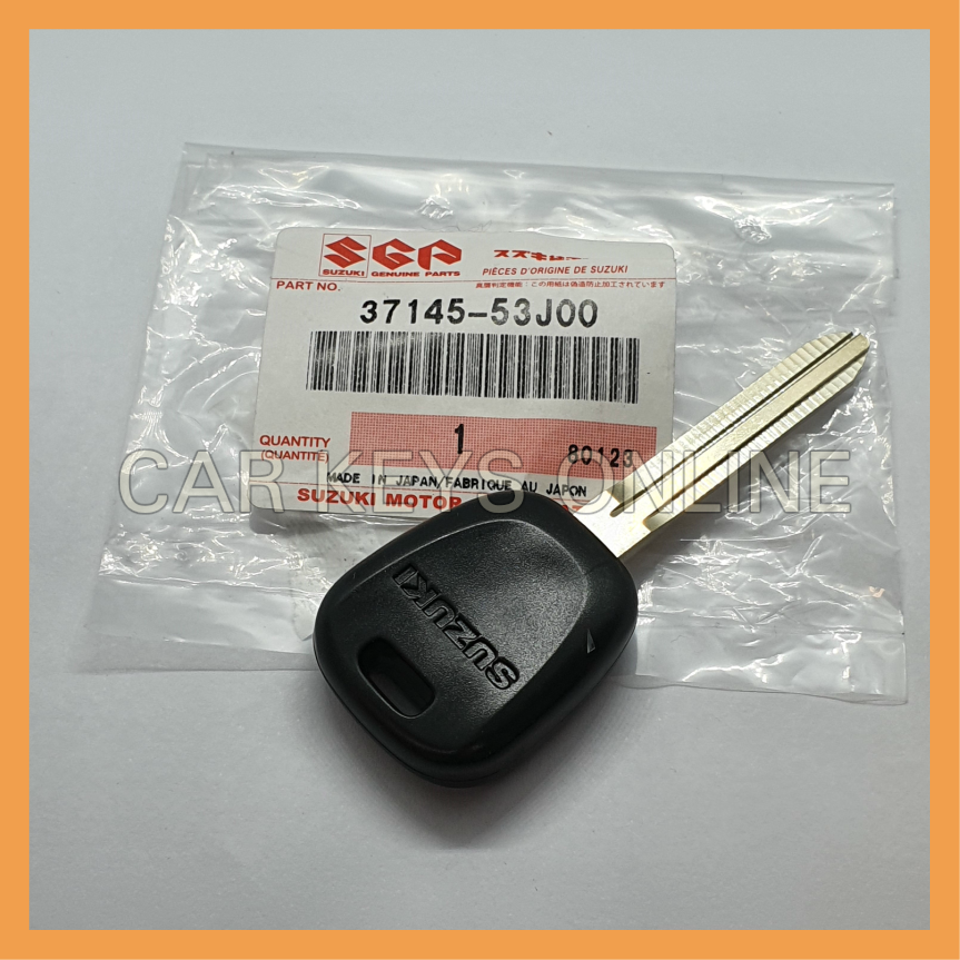 Genuine Suzuki Grand Vitara Transponder Key (37145-53J00)