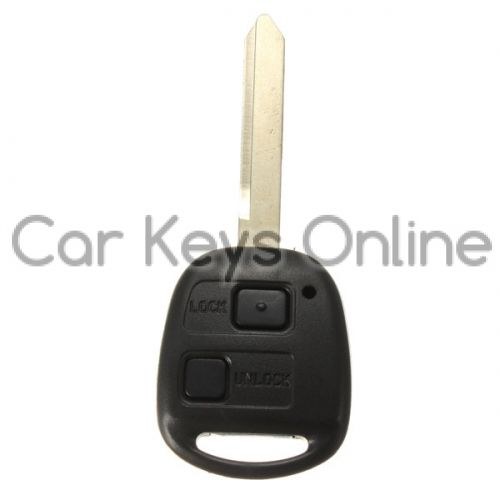 OEM 2 Button Remote Key for Toyota Yaris (89070-0D090)