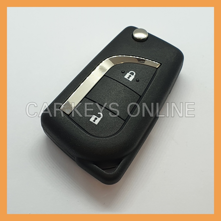 OEM Flip Remote Key for Toyota Yaris (89070-0D330)