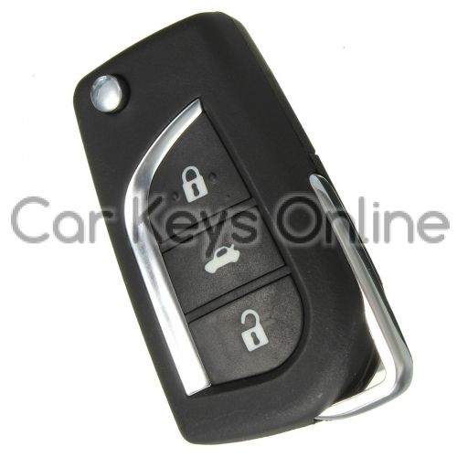 OEM Flip Remote Key for Toyota CH-R (89070-F4131)