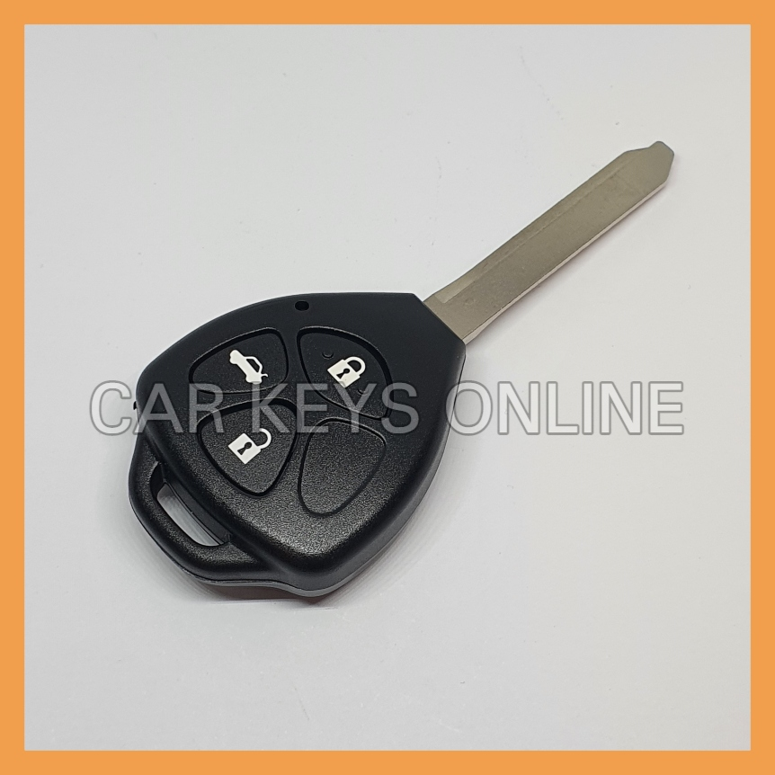 OEM 3 Button Remote Key for Toyota Avensis (89070-05071)