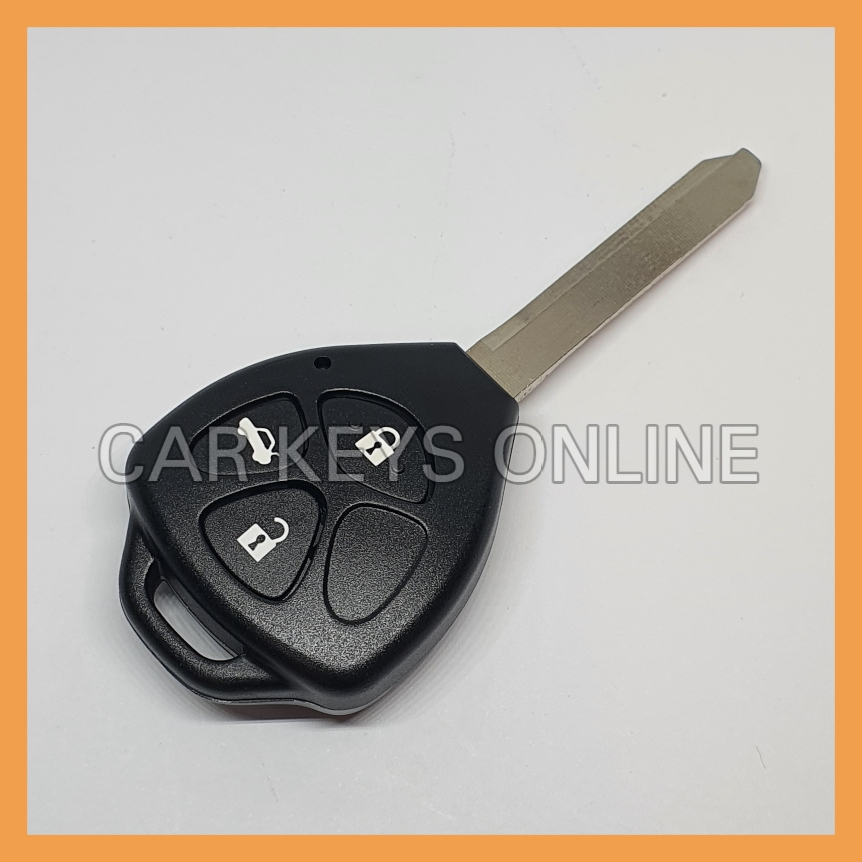 OEM 3 Button Remote Key for Toyota Avensis (89070-05070)