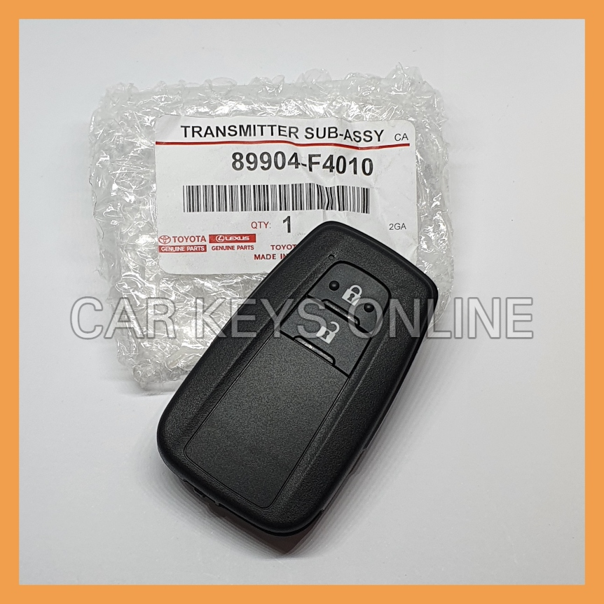Genuine Toyota C-HR Smart Remote (89904-F4010)