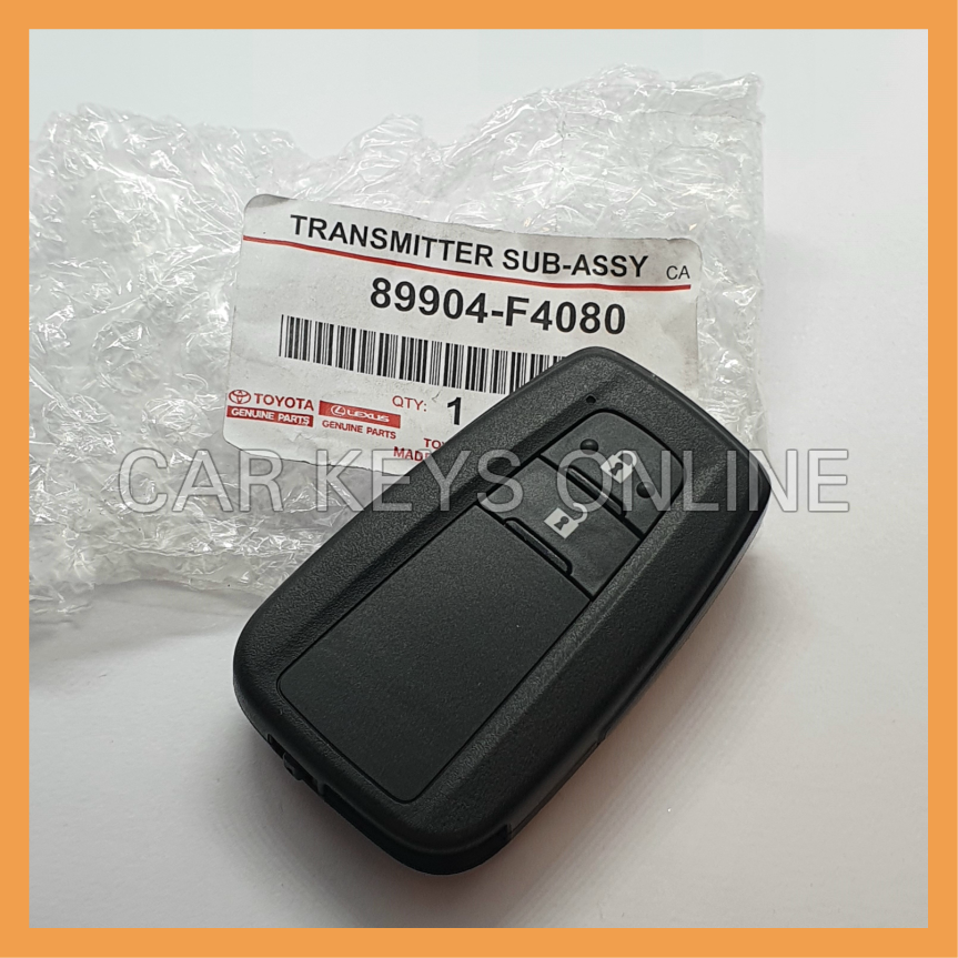 Genuine Toyota C-HR Smart Remote (89904-F4080)