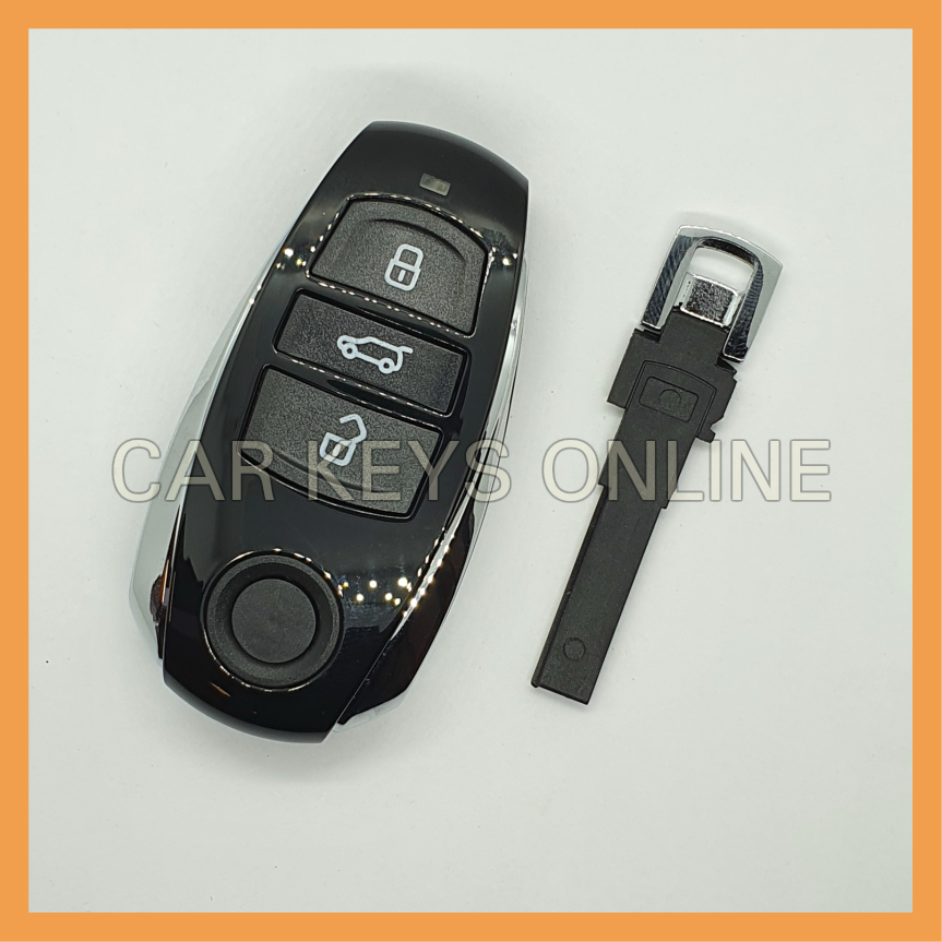 Aftermarket Remote Key for Volkswagen Touareg - Without KESSY (434 Mhz)