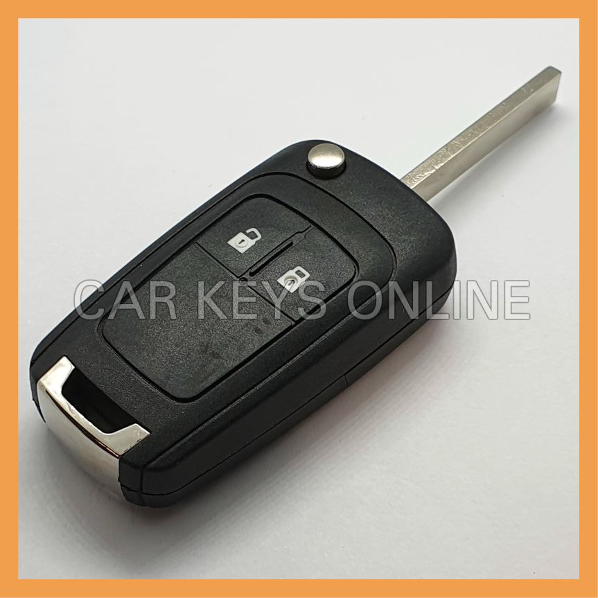 Aftermarket Remote Key for Vauxhall Corsa D / Meriva B