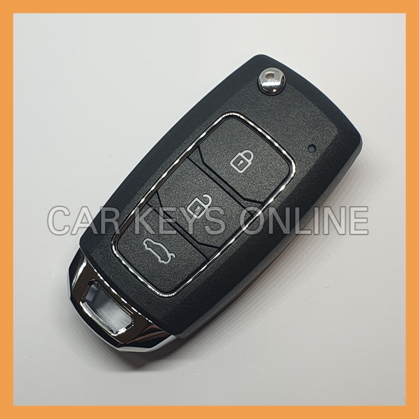 Xhorse Hyundai Style Wired Remote - XKHY05EN