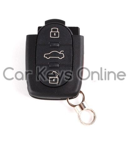 OEM 3 Button Remote for Audi A3 (8P0 837 231 01C)