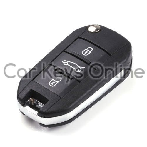 OEM Remote Key for Citroen Cactus