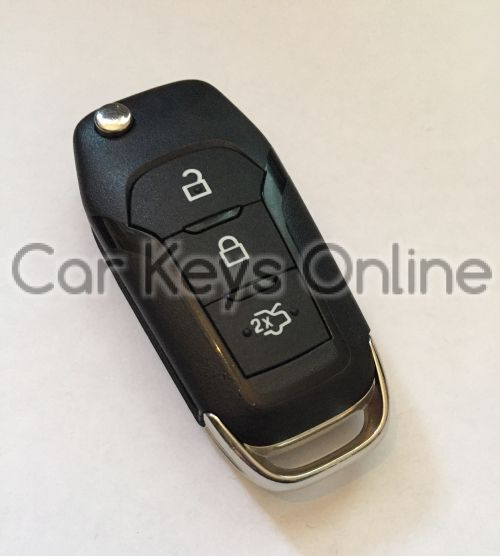 Genuine Ford Mondeo / KA+ Remote Key (2015 + ) (1892737)