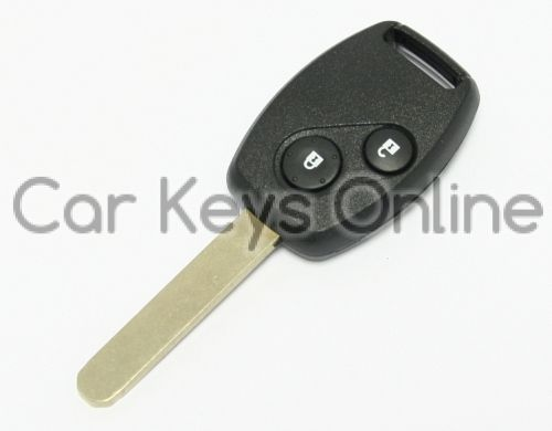Aftermarket 2 Button Remote Key for Honda Fit - Japan Models
