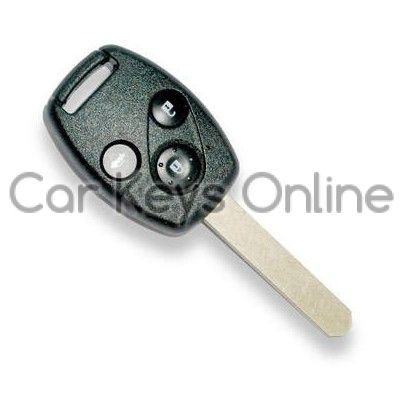 Aftermarket 3 Button Remote Key for Honda