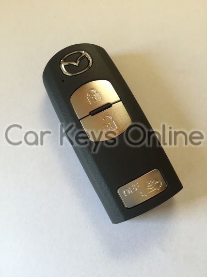 Genuine Mazda Smart Remote (Mitsubishi Systems) (KDY7-67-5DY)