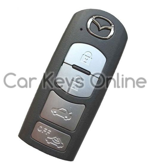 OEM Smart Remote (Siemens Systems) for Mazda 6