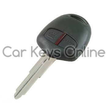 Aftermarket 2 Button Remote Key for Mitsubishi ASX / Outlander