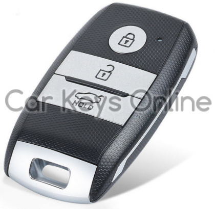 Aftermarket Smart Remote for Kia Sportage (2013 - 2016)