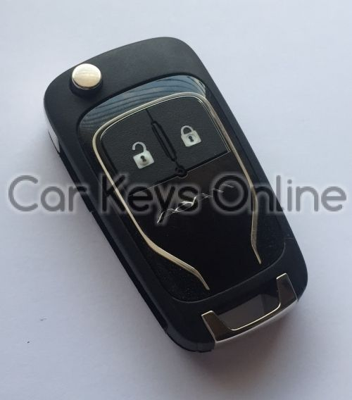 OEM Button Remote Key for Vauxhall Adam